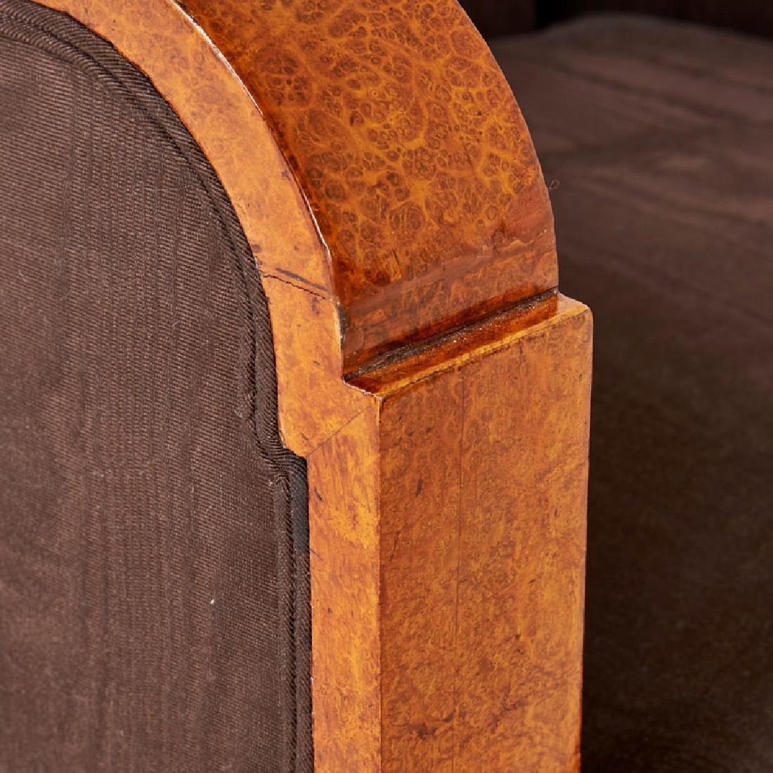JULES LELEU Club chair - 5