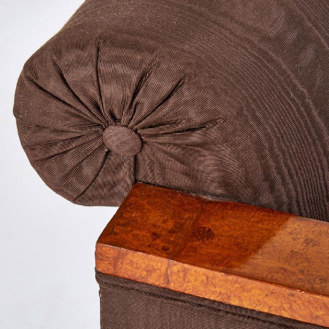 JULES LELEU Club chair - 7
