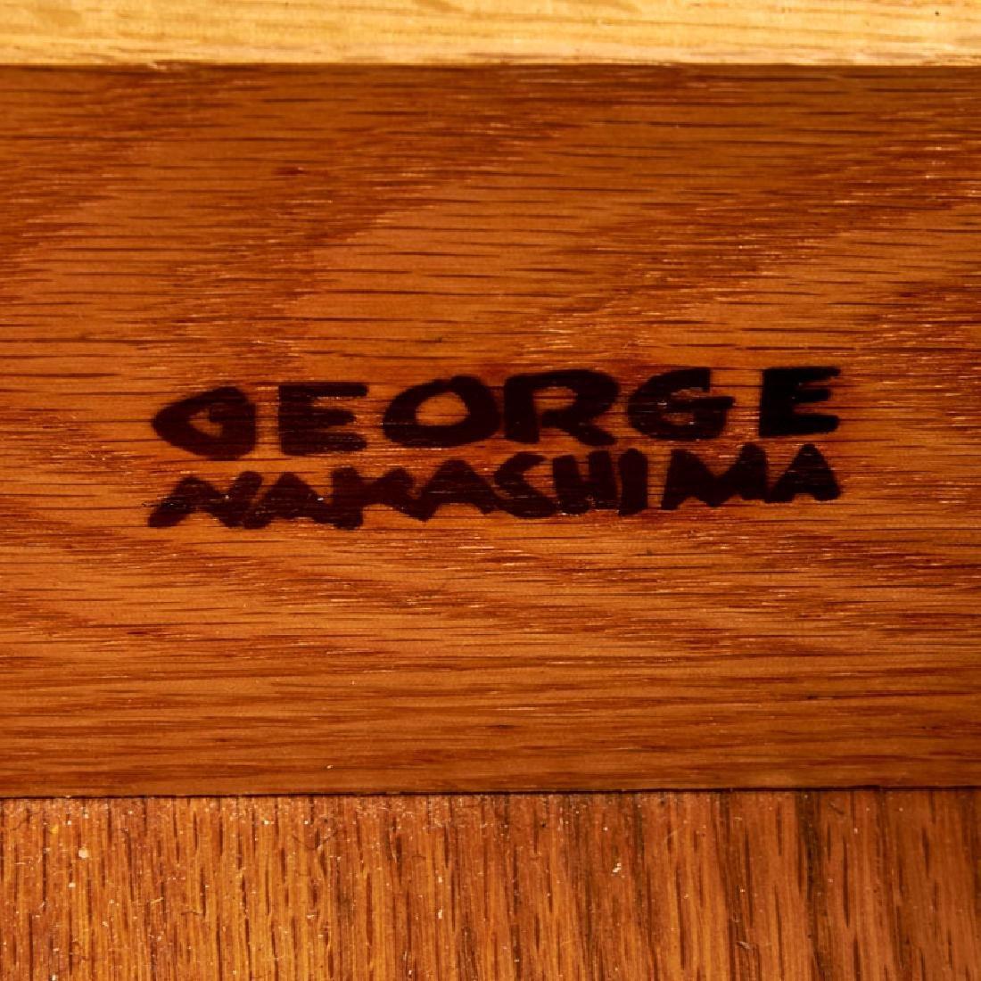 GEORGE NAKASHIMA; WIDDICOMB Origins dresser - 9