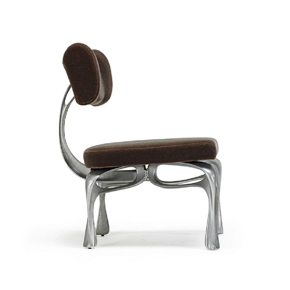 JORDAN MOZER Victory lounge chair (Prototype) - 4
