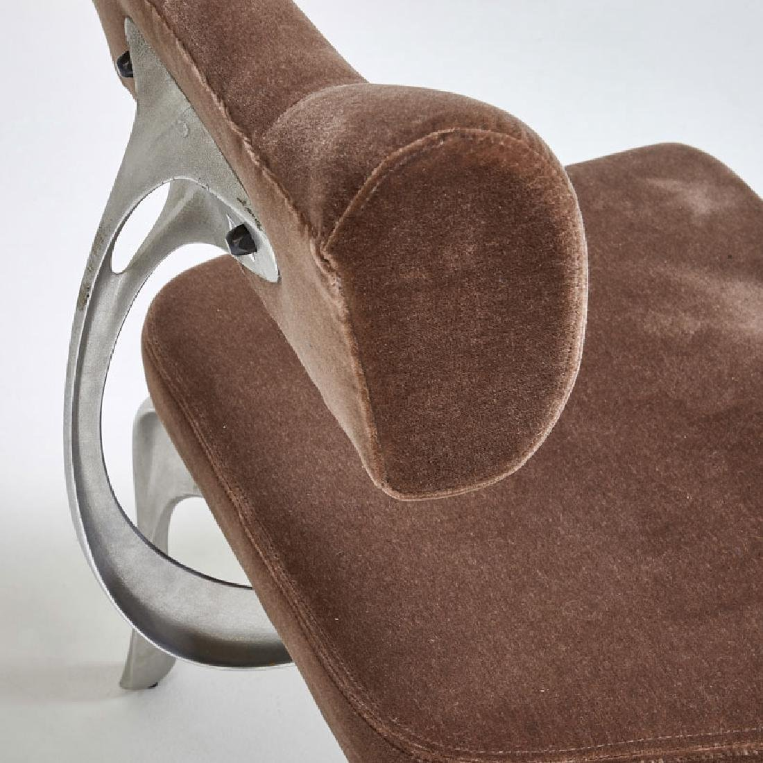 JORDAN MOZER Victory lounge chair (Prototype) - 7