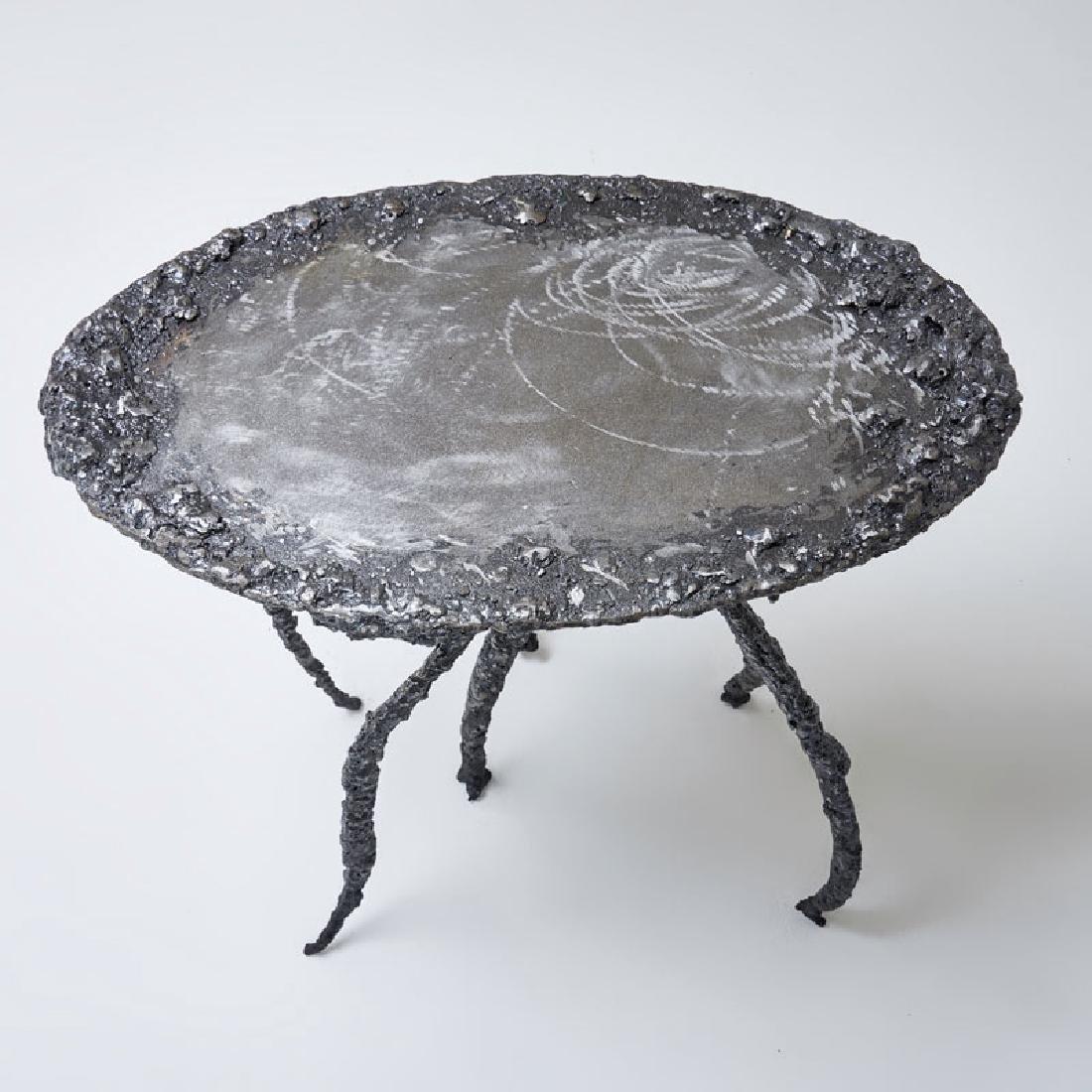 JAMES BEARDEN Side table - 3