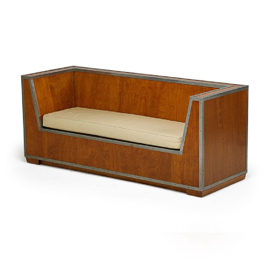 PAUL FRANKL Art Deco sofa