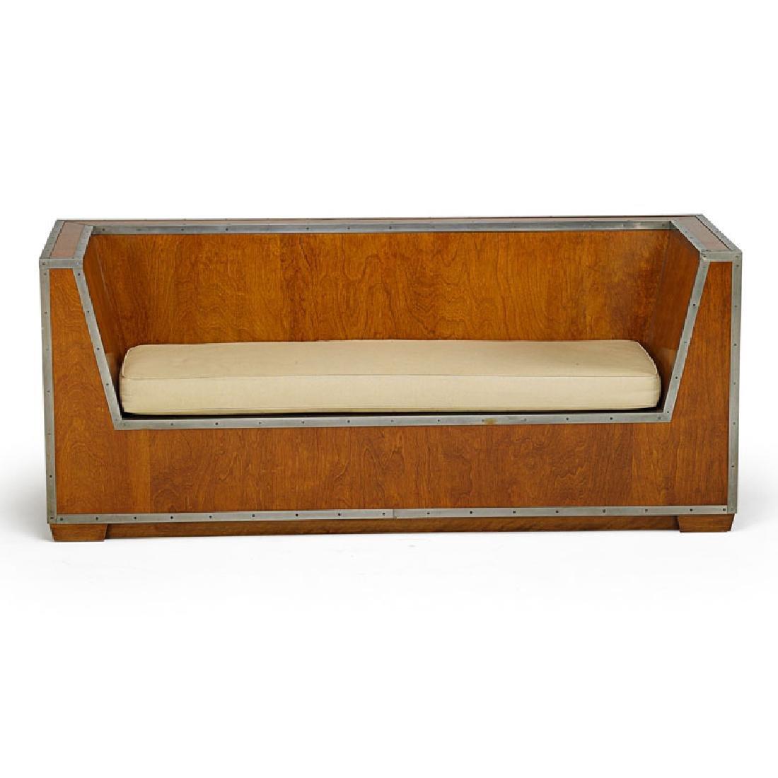PAUL FRANKL Art Deco sofa - 2
