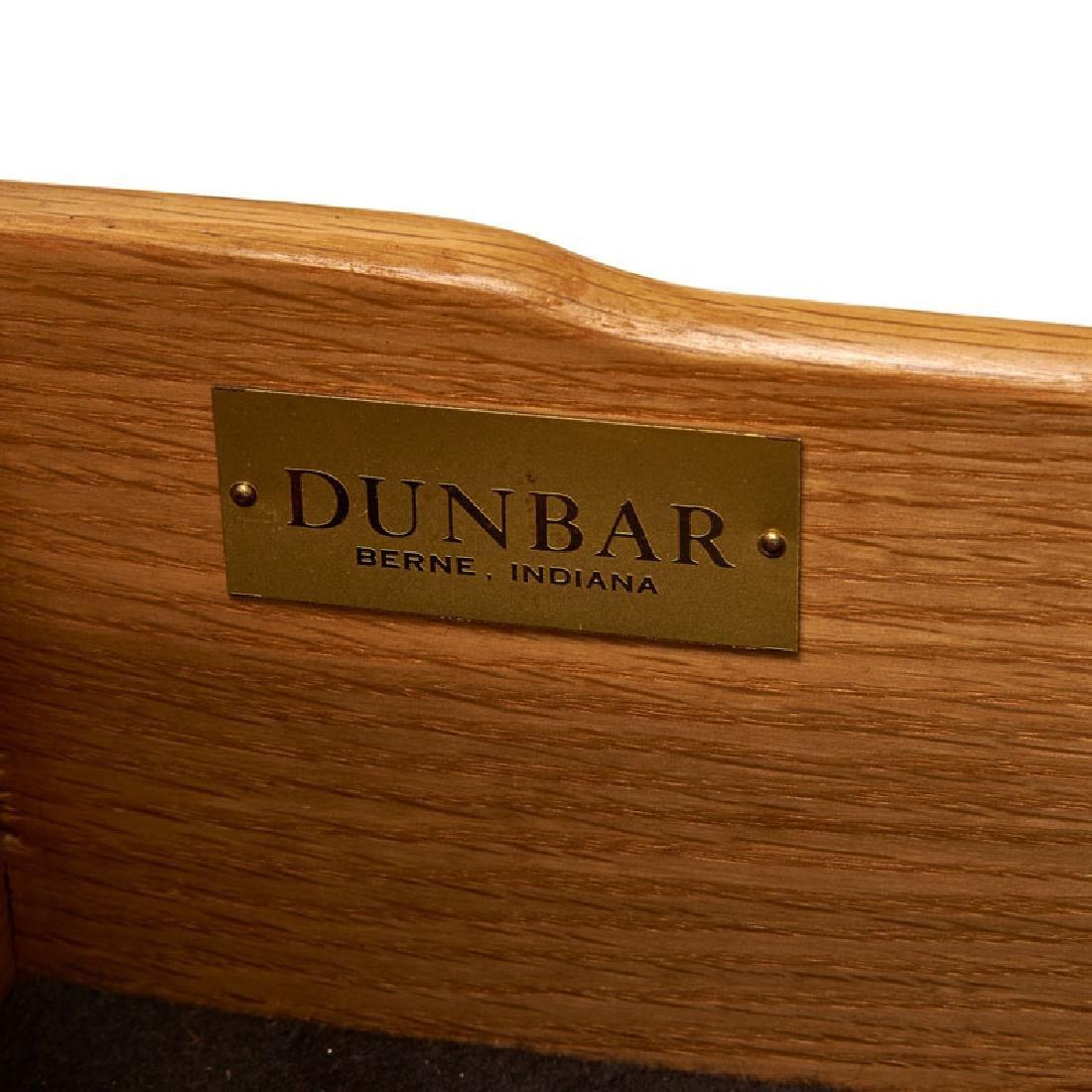 EDWARD WORMLEY; DUNBAR Woven-front cabinet - 8