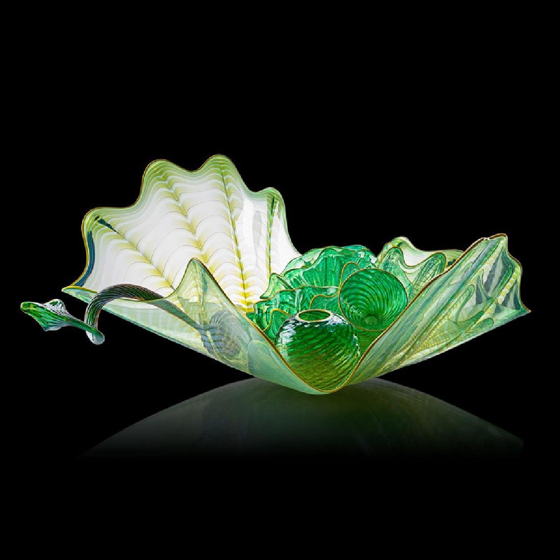 DALE CHIHULY Eight-piece Persian Set - 4