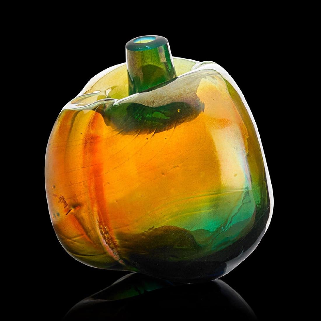 MARVIN LIPOFSKY Glass sculpture - 2