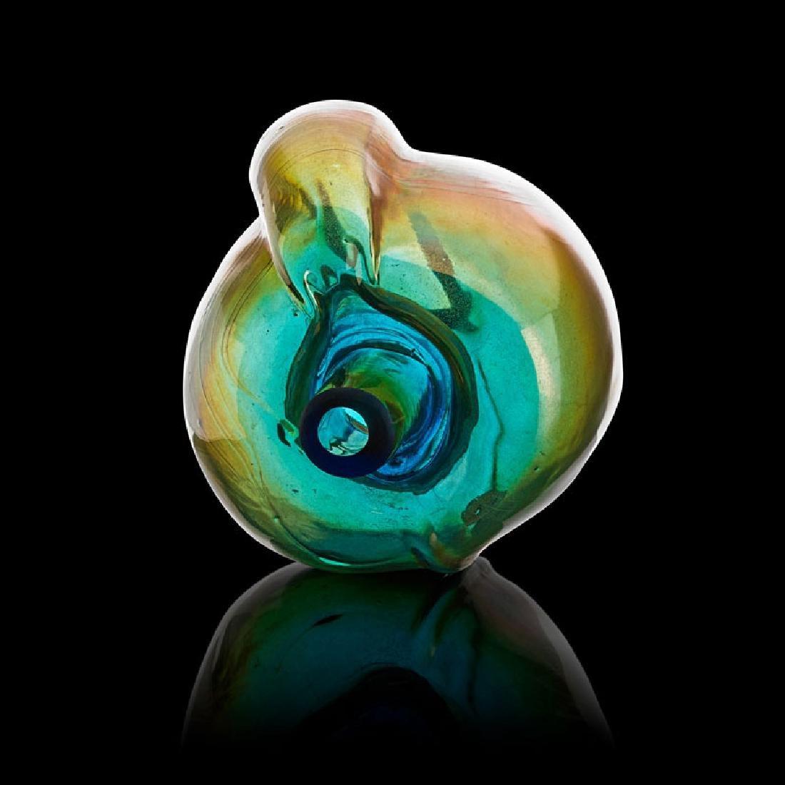 MARVIN LIPOFSKY Glass sculpture - 4