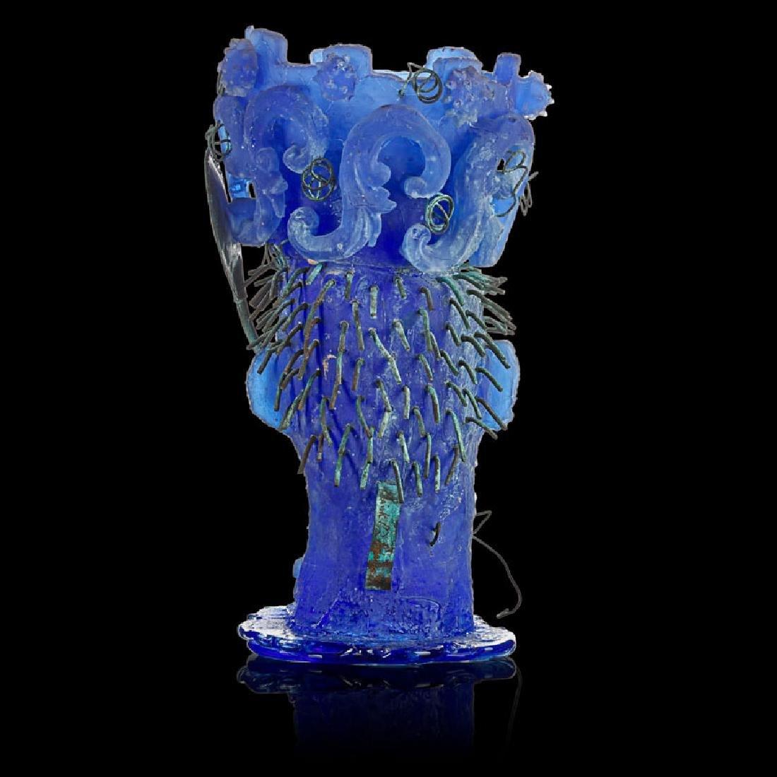 HANK MURTA ADAMS Glass sculpture - 4