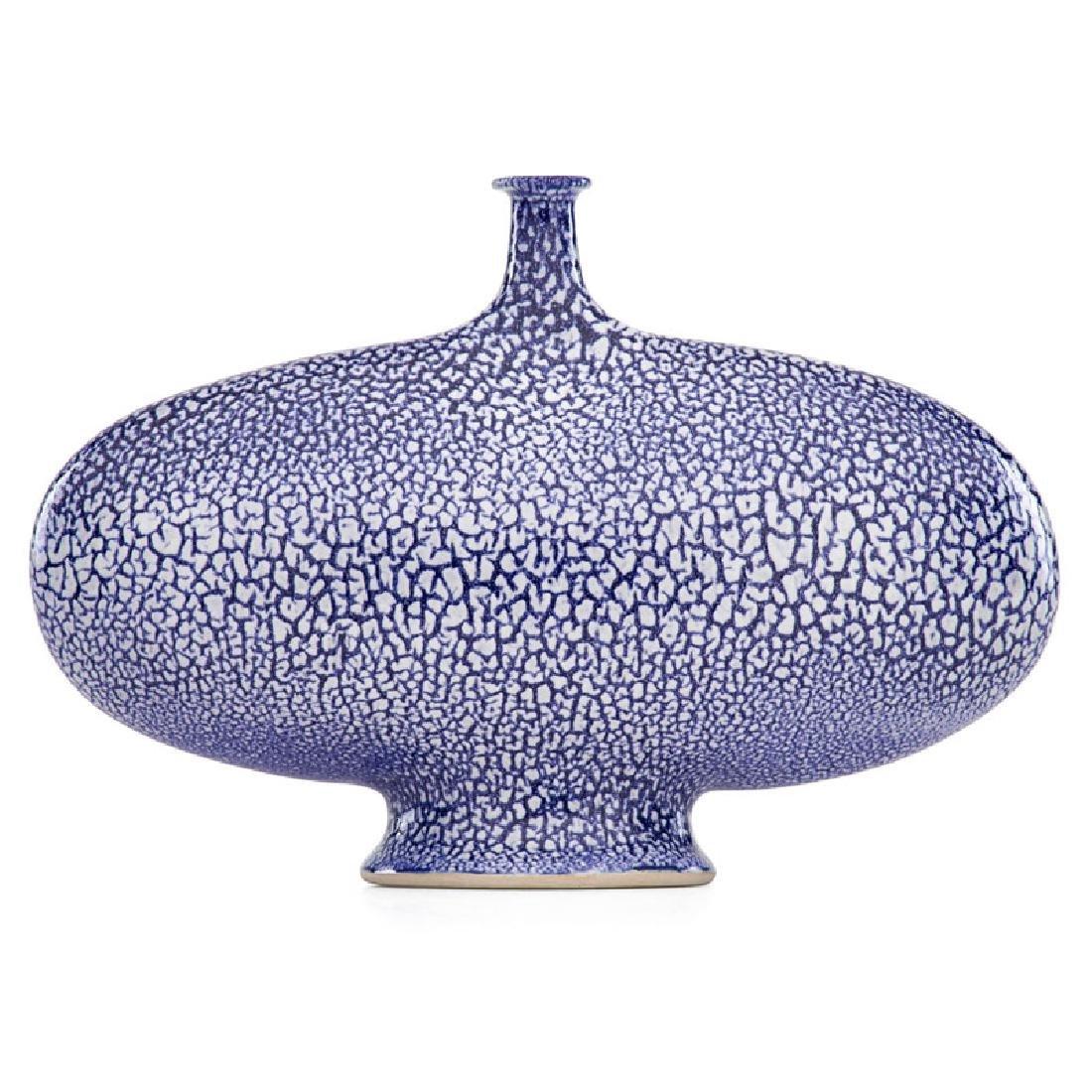 BROTHER THOMAS BEZANSON Elongated vase
