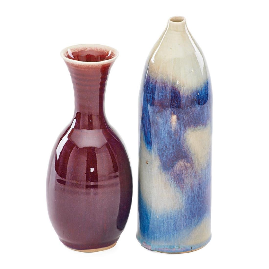 BROTHER THOMAS BEZANSON Two vases - 3