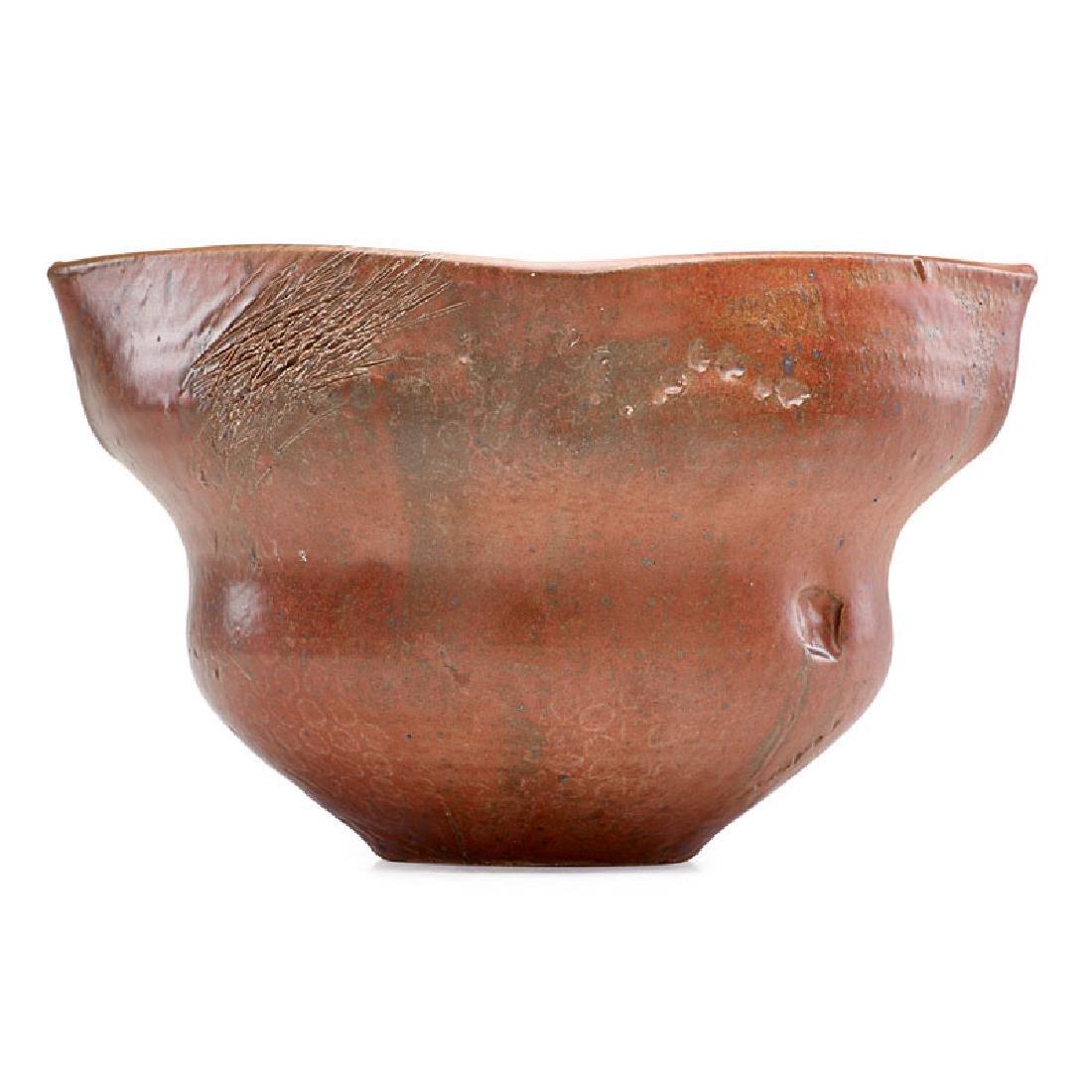 ROBERT TURNER Stoneware vessel - 2