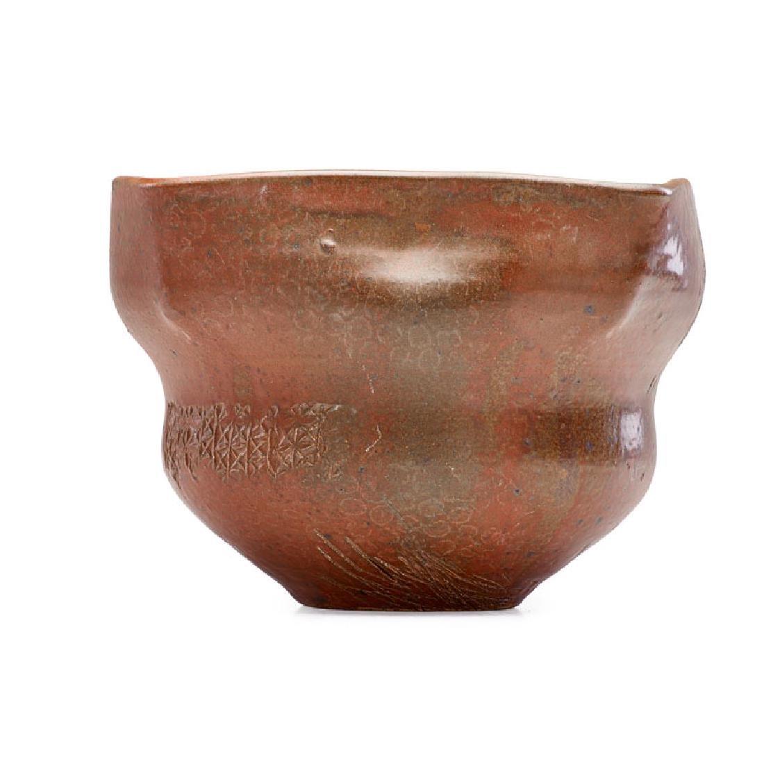 ROBERT TURNER Stoneware vessel - 3
