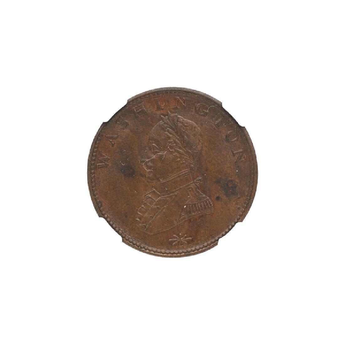 U.S. (1783) WASHINGTON 1C COIN