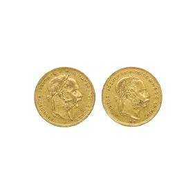 FOREIGN GOLD COINS