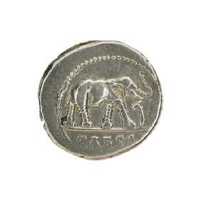 ANCIENT ROMAN AR DENARIUS COIN