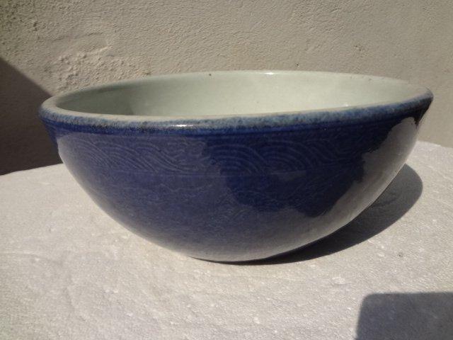 Ming Dynasty Treasure: Xuande 'Snow Flake' Dice Bowl