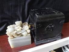 Qing Dynasty Treasure: Qianlong Emperor's  Jade Seal