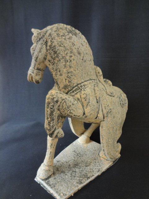 Jin Dynasty Pottery Horse