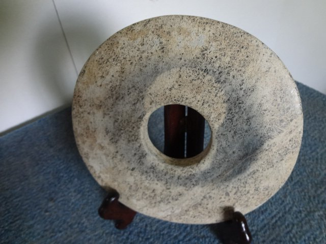 Very Rare 4000 Years Old Circular Bi