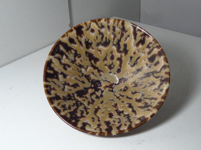 Song Dynasty Jizhou Kiln Turtle Glaze Bowl