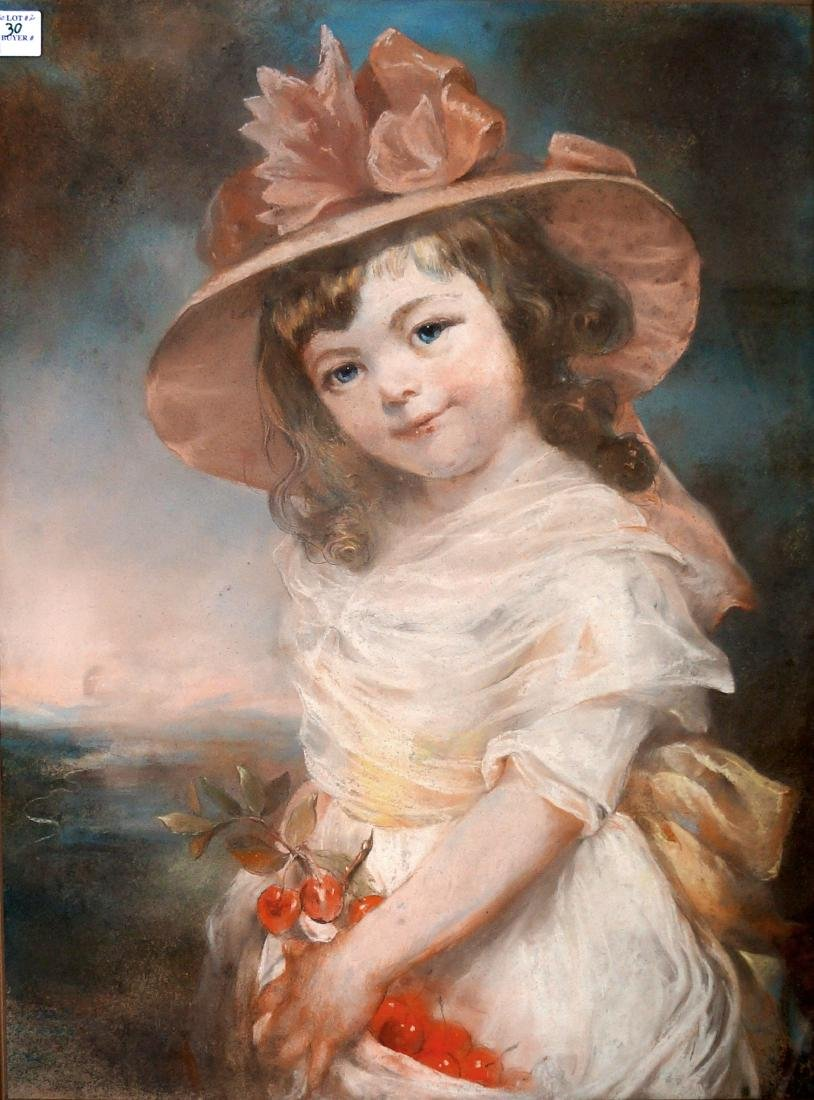 SCHOOL OF GEORGE ROMNEY (BRITISH 18/19TH CENTURY),