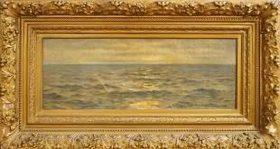 THOMAS ALEXANDER HARRISON (AMERICAN 1853-1930), OIL ON
