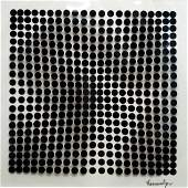 VICTOR VASARELY (HUNGARIAN/FRENCH 1906-1997), SCREEN