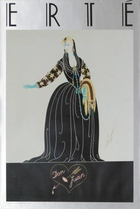 ERTE, ROMAINE DE TIRTOFF (FRENCH/RUSSIAN 1892-1990),