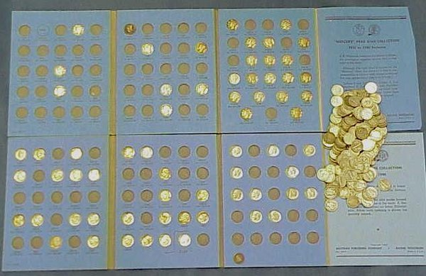 1007: LOT (224) ASSORTED U.S. SILVER COINS