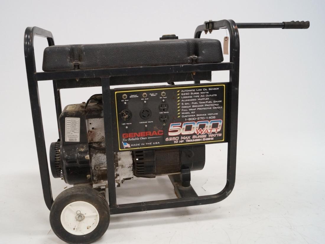 5000 WATT 10 HP GENERATOR