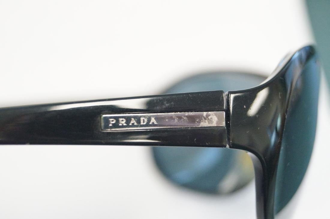PRADA SPR 160 1AB-1A1 120 SUNGLASSES WITH CASE - 2