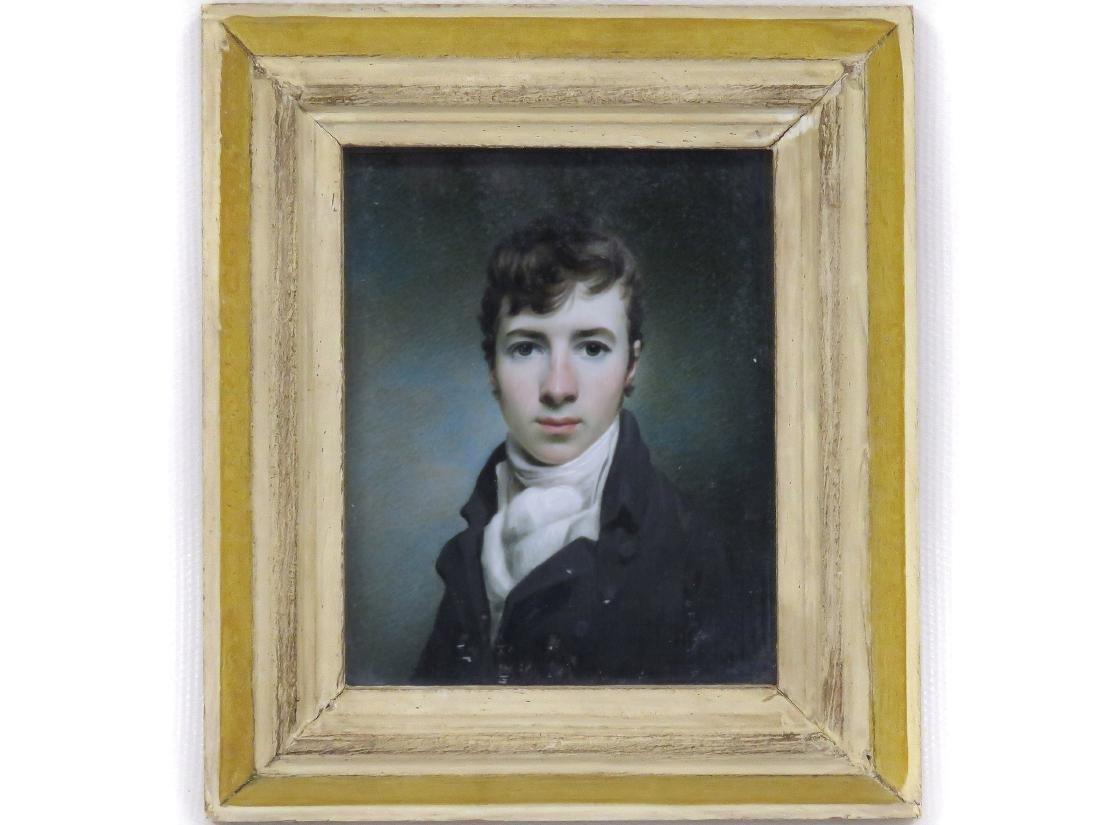 WILLIAM NICHOLSON (SCOTTISH 1781-1844), WATERCOLOR SELF