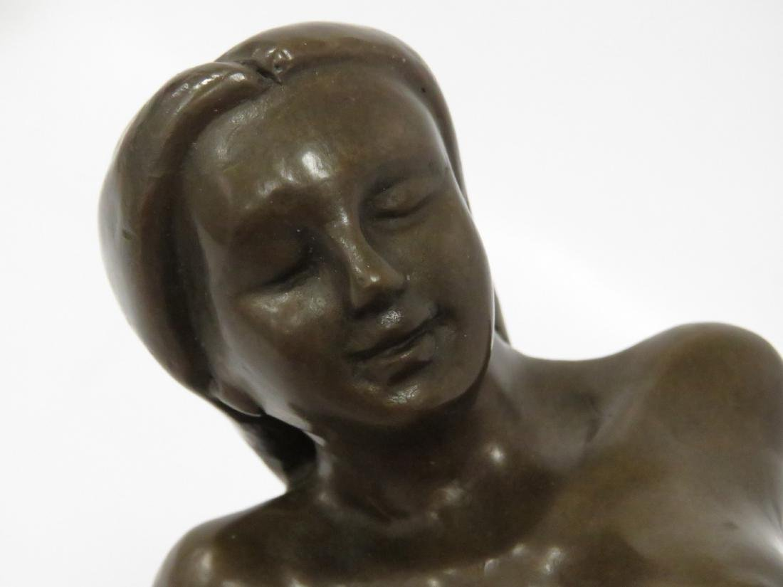 SIGNED BOTERO (COLUMBIAN SCHOOL 20TH CENTURY), BRONZE, - 2