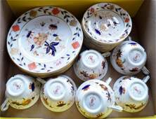 SERVICE FOR (8) ROYAL CROWN DERBY FOR TIFFANY & CO.