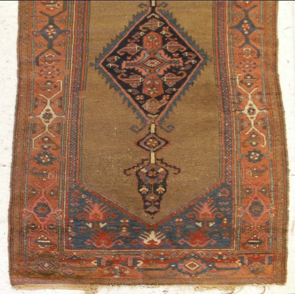 2003: ANTIQUE HAMADAN RUG