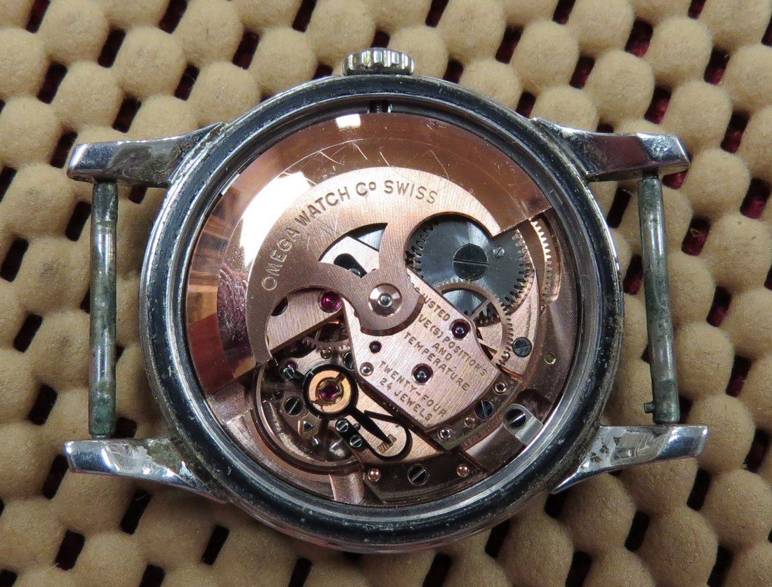 VINTAGE LE COULTRE 10K GOLD FILLED 17-JEWEL AUTOMATIC - 6