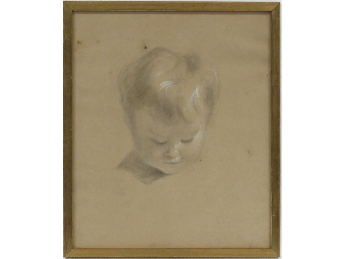 WILLIAM NICHOLSON (SCOTTISH 1781-1844), GRAPHITE,