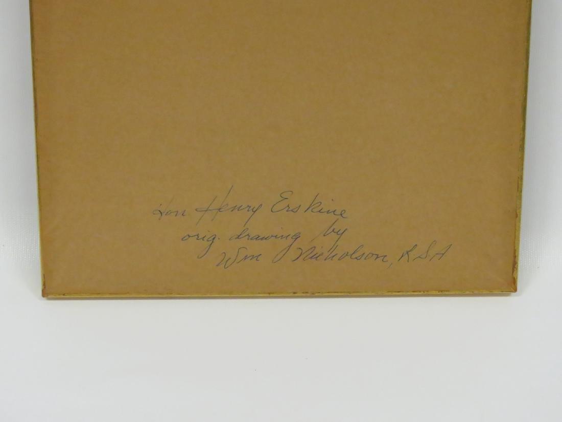 WILLIAM NICHOLSON (SCOTTISH 1781-1844), WATERCOLOR AND - 4