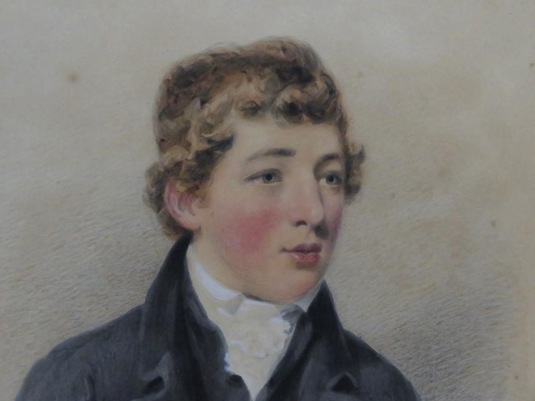WILLIAM NICHOLSON (SCOTTISH 1781-1844), WATERCOLOR AND - 2