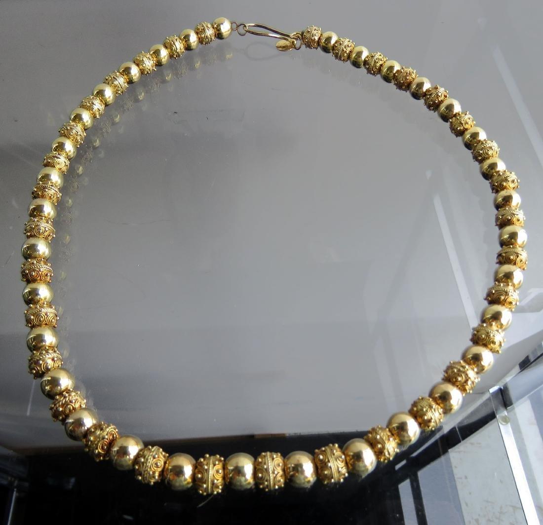 METROPOLITAN MUSEUM OF ART 24K GOLD GILT STERLING