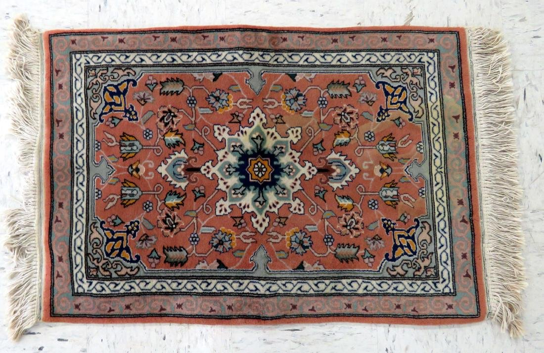 """CENTRAL PERSIAN RUG. 2 X 3"""""""