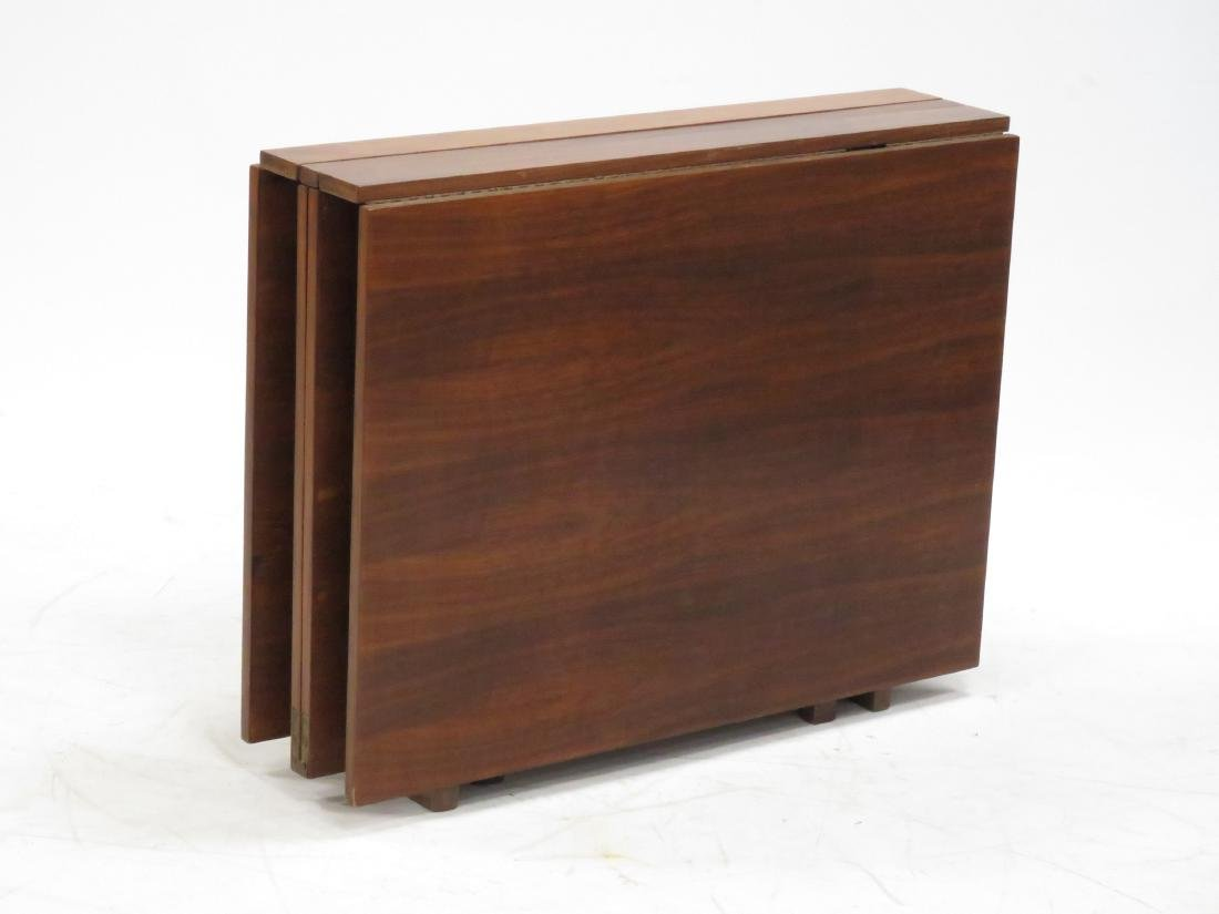 """BRUNO MATHSSON """"MARIA"""" DINING TABLE. HEIGHT 29 1/2""""; - 2"""