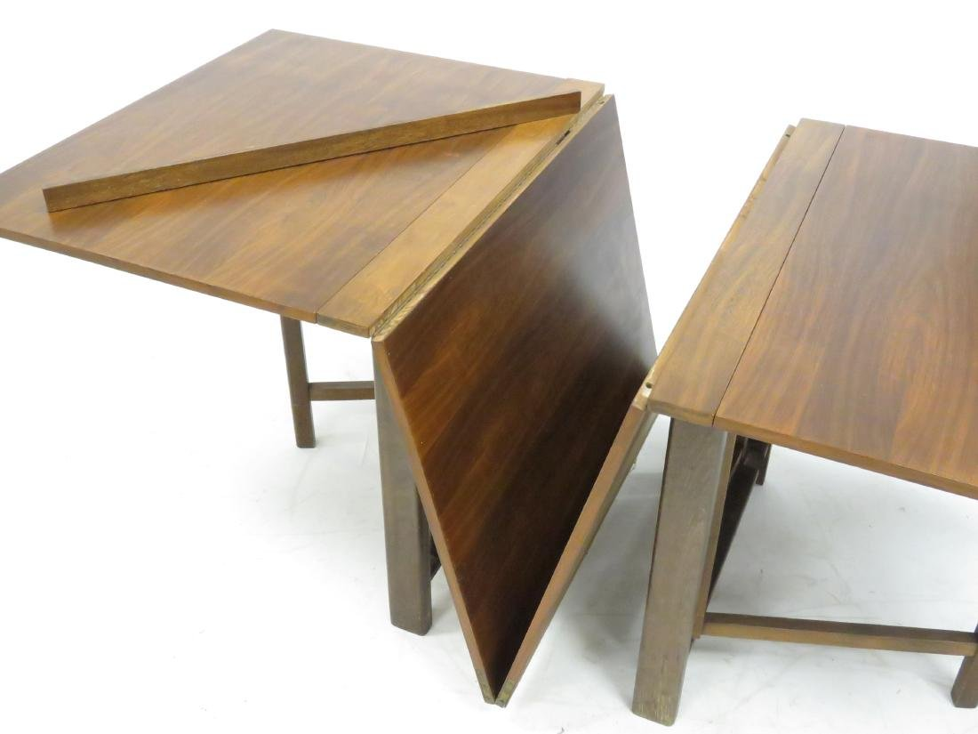 """BRUNO MATHSSON """"MARIA"""" DINING TABLE. HEIGHT 29 1/2""""; - 3"""