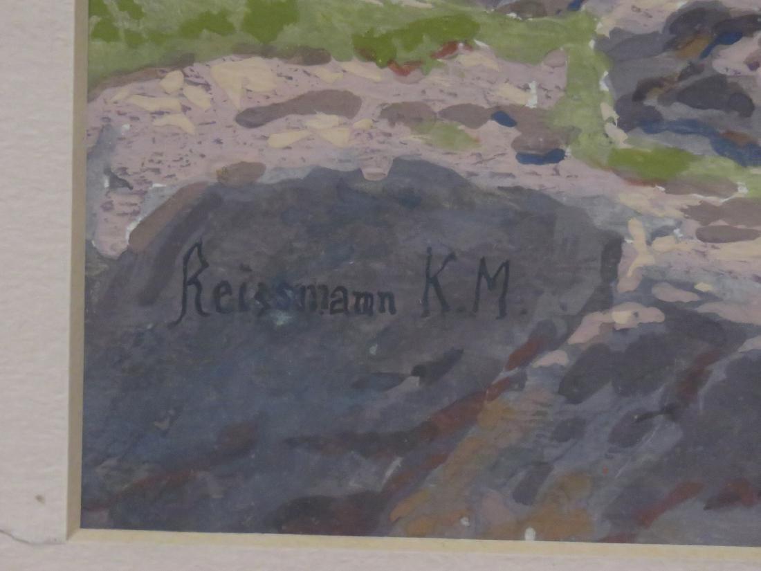 KARL MAX REISSMANN (HUNGARY/GERMANY 1856-1917), - 3