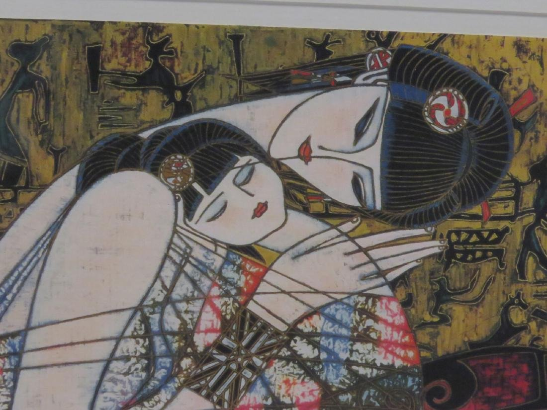 TING SHAO KUANG (CHINESE 1839-) OFFSET LITHOGRAPH, - 4