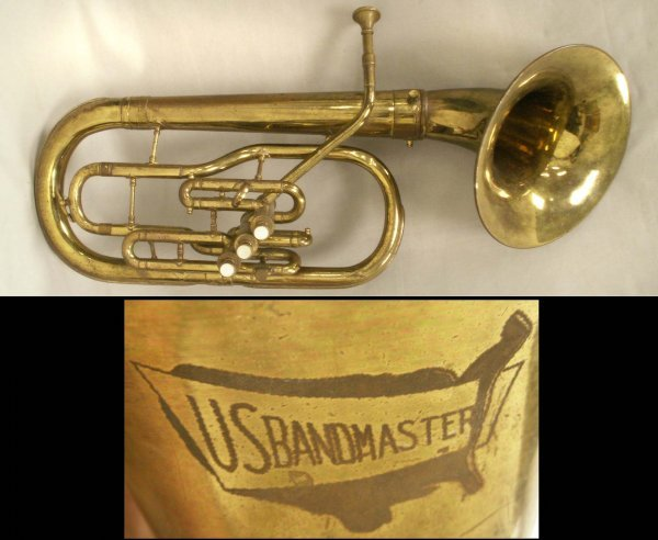 16: VINTAGE ITALIAN BRASS FRENCH HORN