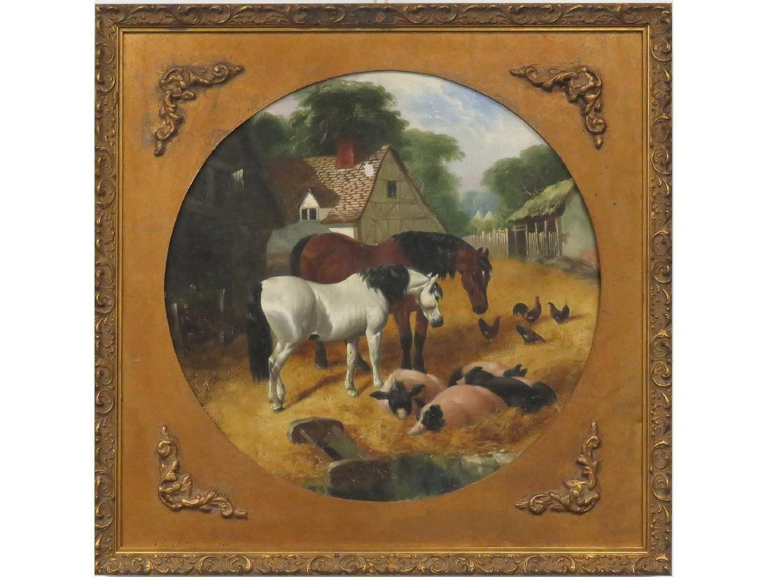 JOHN FREDERICK HERRING JR (UNITED KINGDOM 1815-1907),