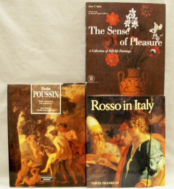 1003: BOOKS: LOT (3) ART REFERENCE VOLUMES