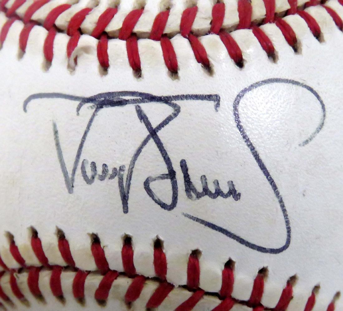 LOT (2) MLB SIGNED BASEBALLS INCLUDING TOMMY JOHN & - 3